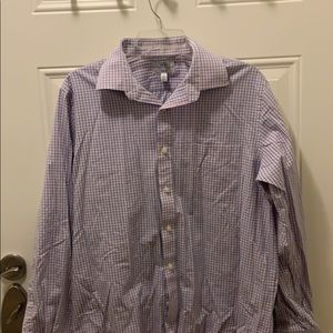 Croft and Barrow casual button up shirt